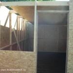 Потолок в курятнике